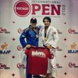 """GB JiuJitsu Professors at the Podium in Chicago"""