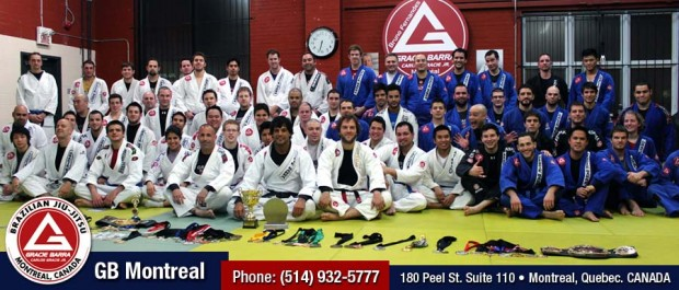 GB Montreal JiuJItsu Martial Arts