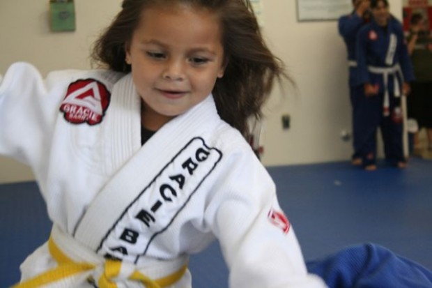 Gracie Barra Martial Arts for Children