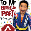 """GB JiuJitsu Birthday Party Webinar"""