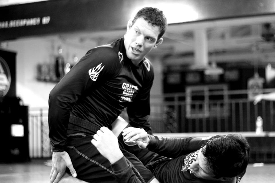 """Gracie Barra team Prepares for Jiu-Jitsu no Gi Championships"""