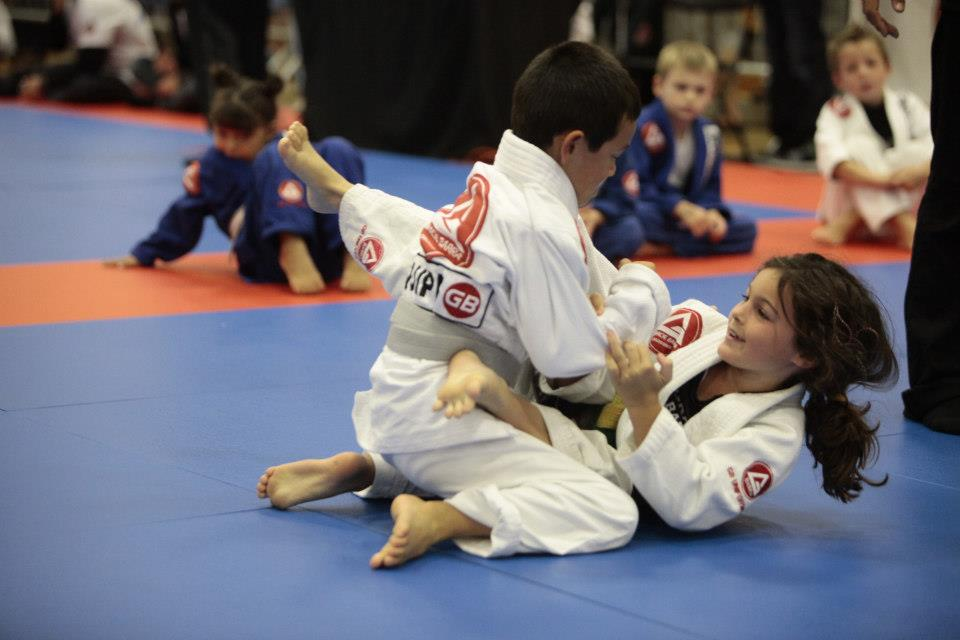 Benefits of Jiu-Jitsu for Kids