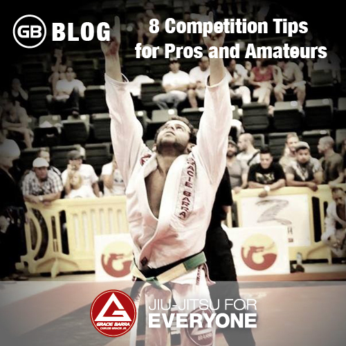8 Competition Tips for Pros and Amateurs