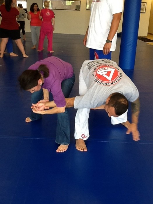 Gracie Barra Self Defense