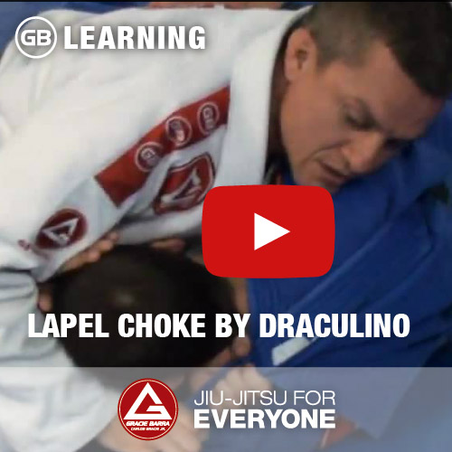 Lapel Choke by Draculino