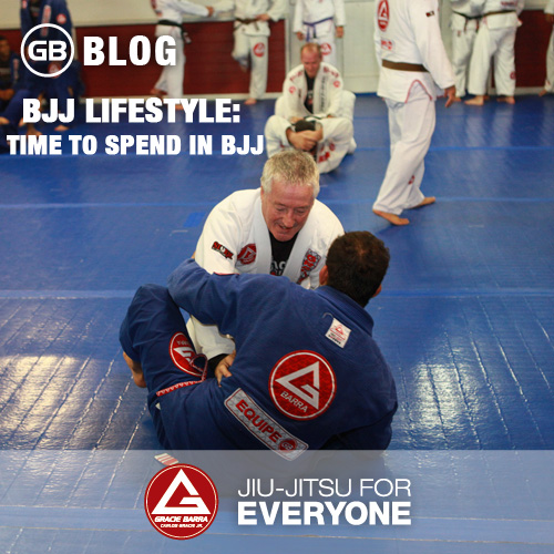 BJJ Lifestyle- Time to Spend in BJJ