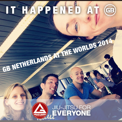 It Happened at GB- GB Netherlands at the Mundials 2014