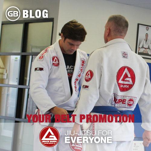 Your Belt Promotion
