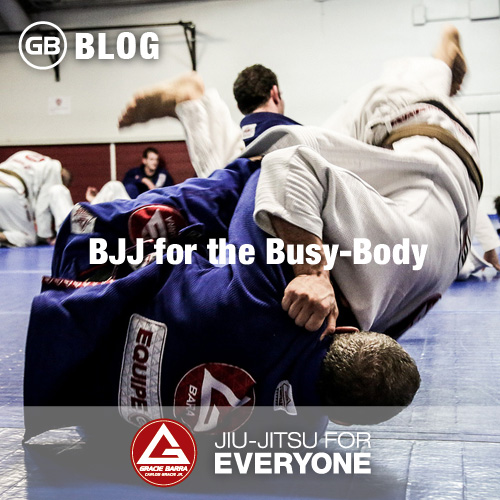 BJJ for the BusyBody