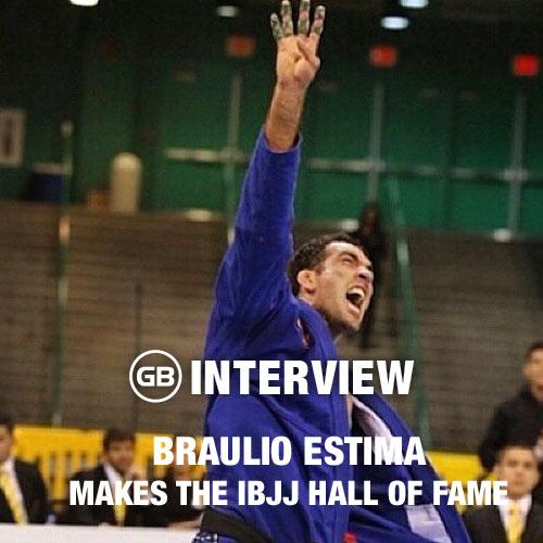 Braulio Estima Makes the IBJJ Hall of Fame