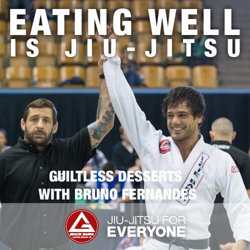Guiltless Desserts with Bruno Fernandes