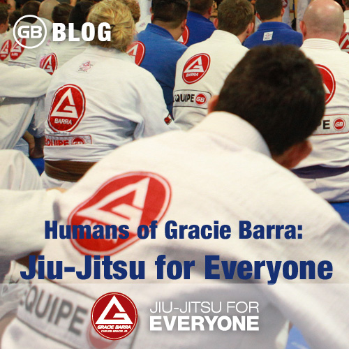 Humans of Gracie Barra Jiu Jitsu for Everyone