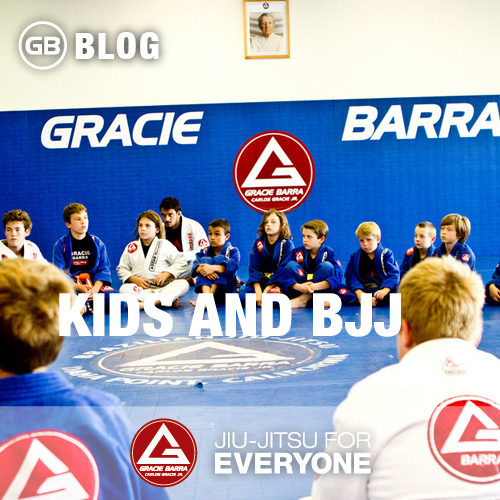 Kids and BJJ