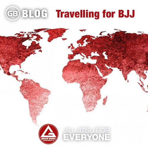 Travelling for BJJ