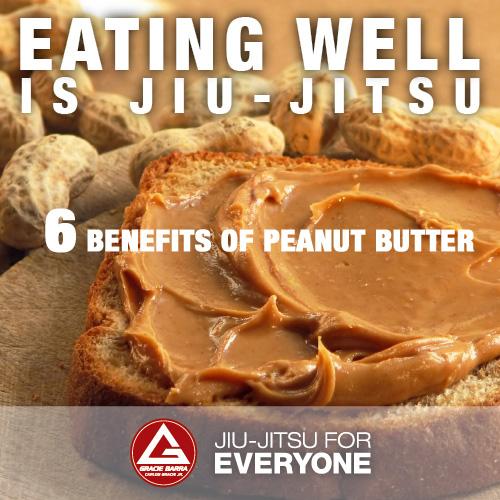 6 Benefits of Peanut Butter