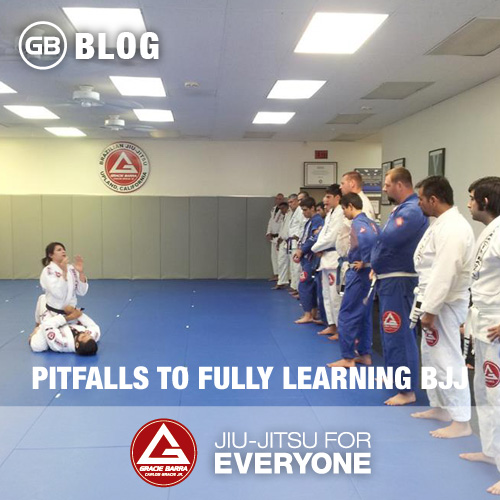 Pitfalls to fully learning BJJ