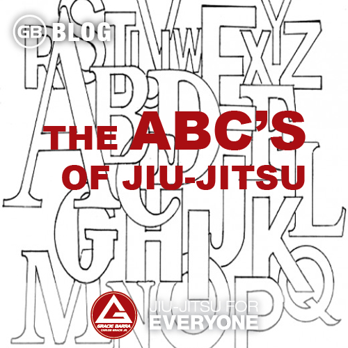 The ABC's of Jiu-Jitsu