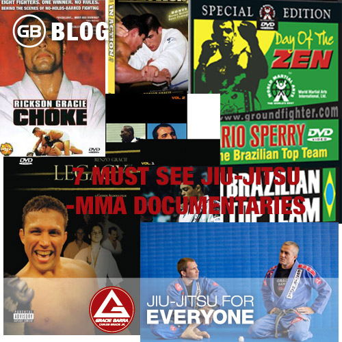 7 Must See Jiu-Jitsu-MMA Documentaries