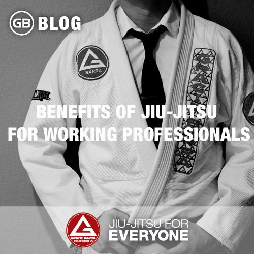 Benefits of Jiu-Jitsu for Working Professionals