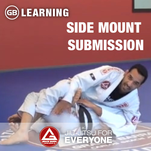 GB Learning- Jiu-Jitsu Side Mount Submission