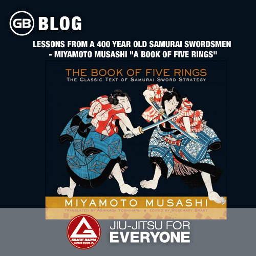 Lessons From a 400 Year Old Samurai Swordsmen-
