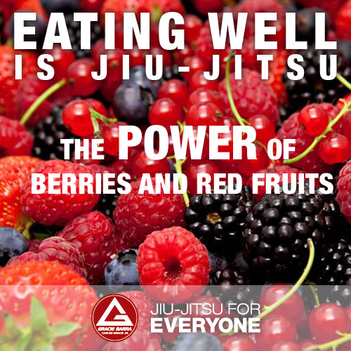 The Power of Berries and Red Fruits