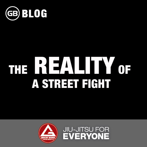 The Reality of a Street Fight