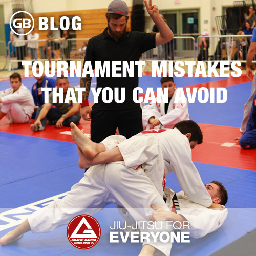Tournament Mistakes That You Can Avoid