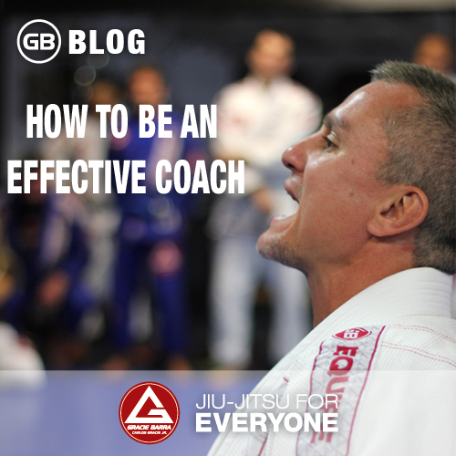 How to Be an Effective Coach