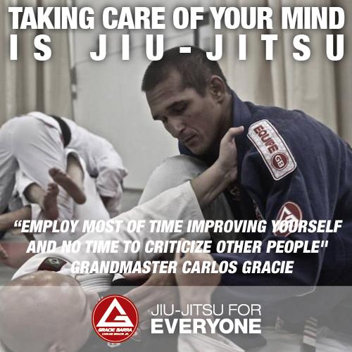Employ most Grandmaster Carlos Gracie