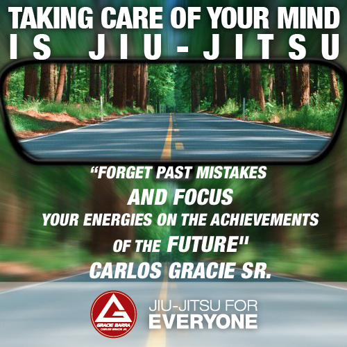 Forget past mistakes and focus your energies on the achievements of the future