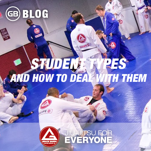 Student Types and How to Deal With Them