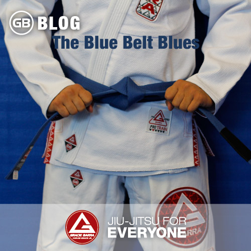The Blue Belt Blues