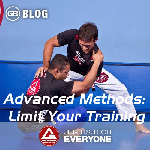 Advanced Methods- Limit Your Training