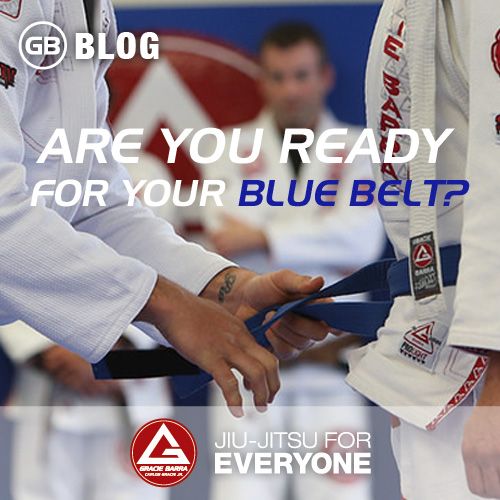 Are You Ready For Your Blue belt