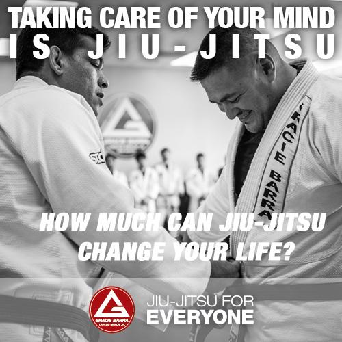 How much can jiu-jitsu change your life-