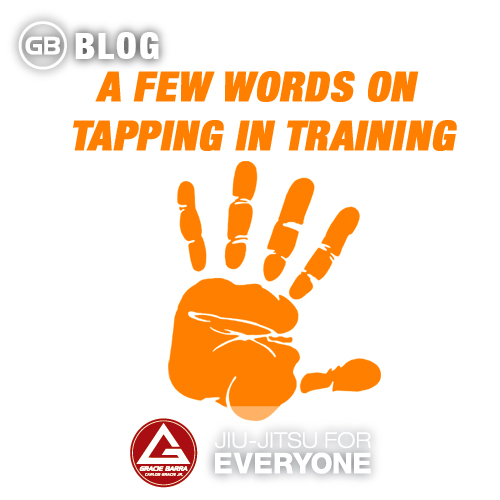 A Few Words on Tapping in Training