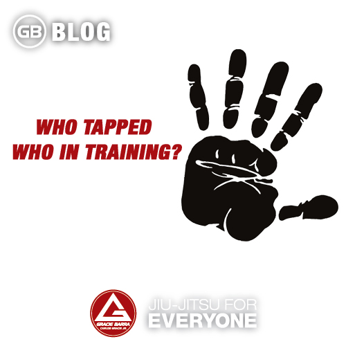 Who Tapped Who in Training