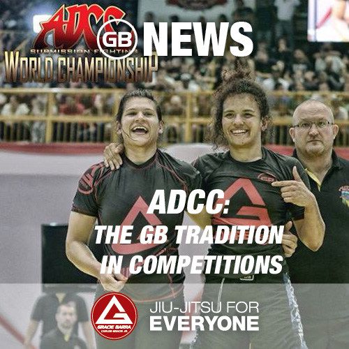 ADCC- The GB Tradition in Competitions