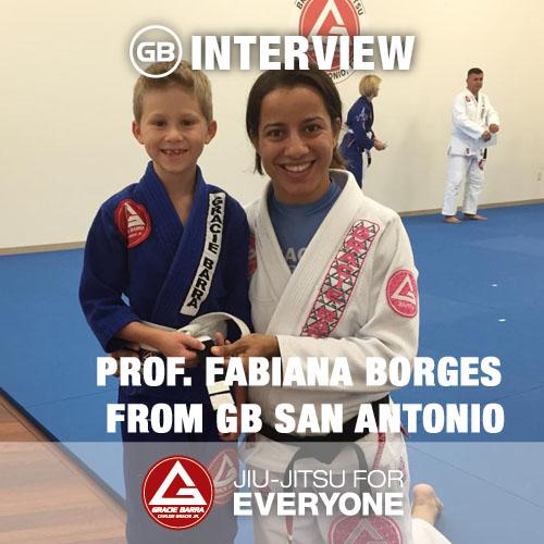 Prof. Fabiana Borges from GB San Antonio