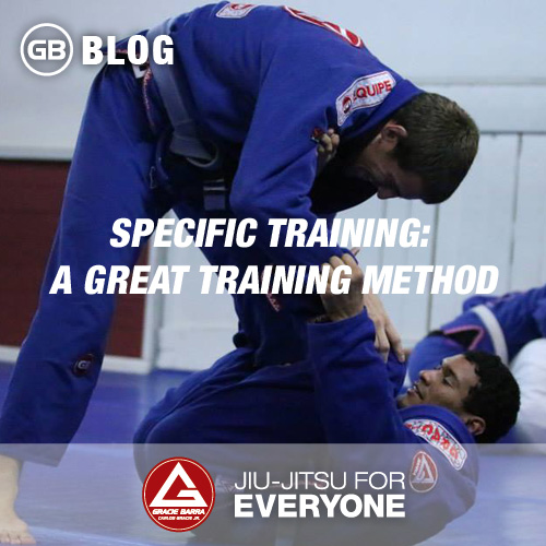 Specific Training- A Great Training Method