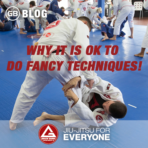Why It is Ok To Do Fancy Techniques!