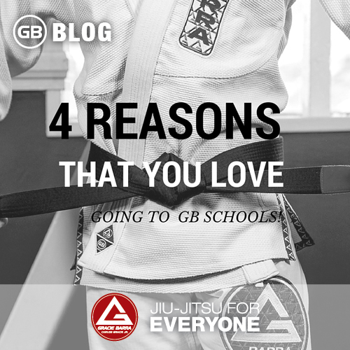 4 Reasons That You Love Going to the GB School!