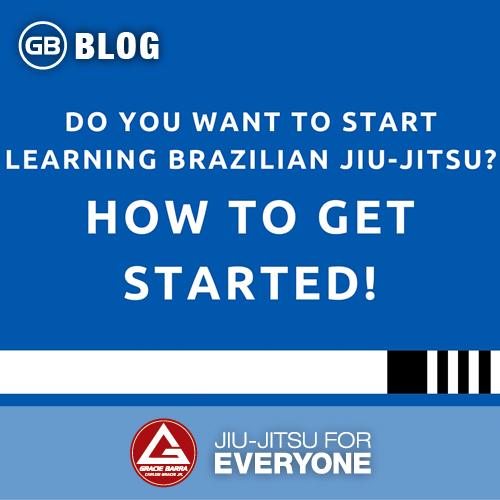 Do You Want To Start Learning Brazilian Jiu-jitsu- How To Get Started!