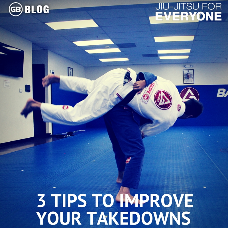 3 Tips To Improve Your Takedowns
