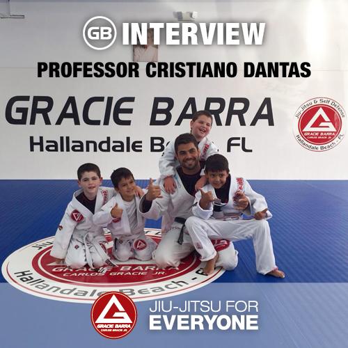 Professor Cristiano Dantas