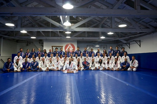 """Stick together, help each other and Fight like a Family"" Carlos Gracie Jr."