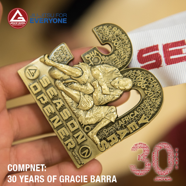 Compnet- 30 Years of Gracie Barra