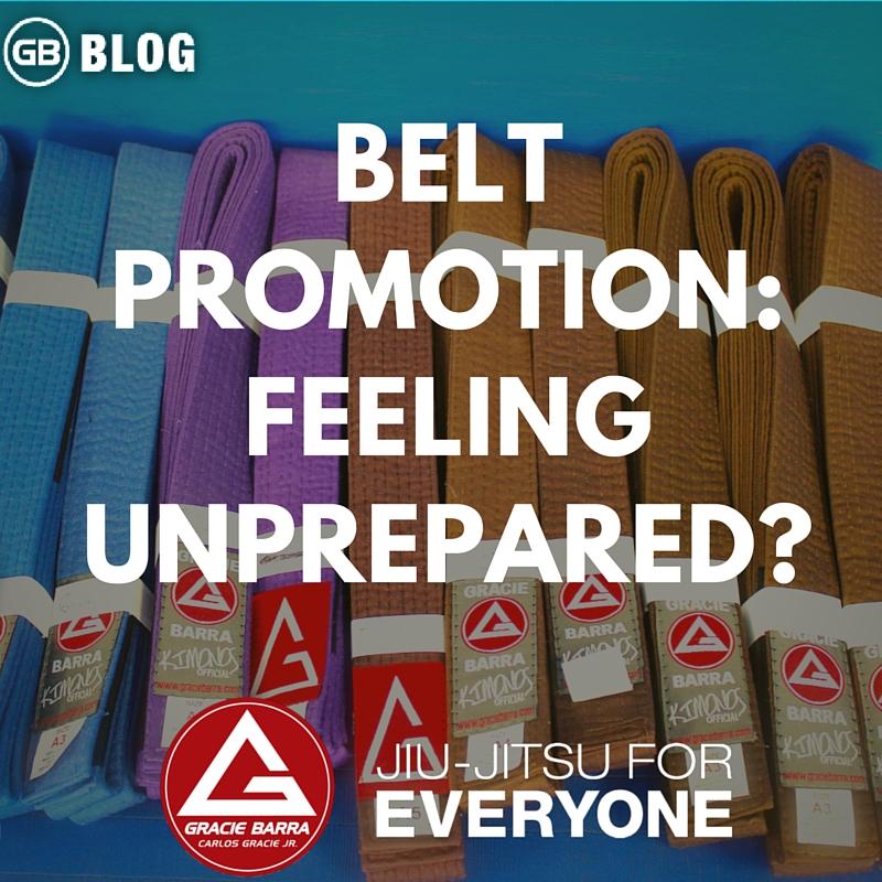 Belt Promotion_ Feeling unprepared?