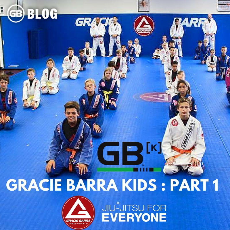 Gracie Barra Kids _ Part 1